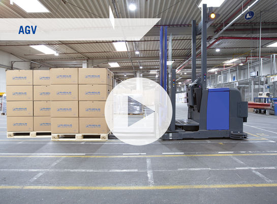 Innovation, Rhenus Innovation, Rhenus, Warehousing Solutions, Warehouse, Logistics, Roboter, Robots