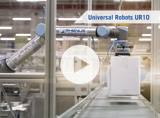 Helping Hand, Helfende Hand, Innovation, Rhenus Innovation, Rhenus, Warehousing Solutions, Warehouse, Logistics, Roboter, Robots