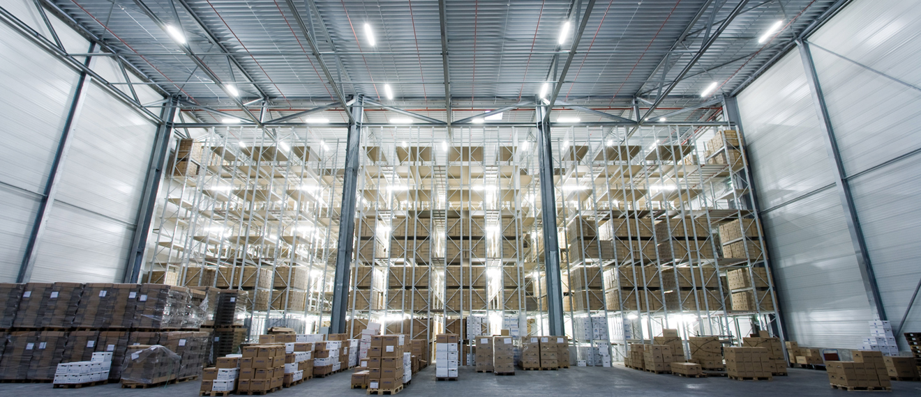 Warehousing Solutions - Contract Logistics